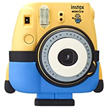 Fujifilm Instax Mini 8 Instant Camera, Minion