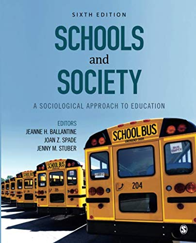 Schools and Society: A Sociological Approach to Education (NULL)