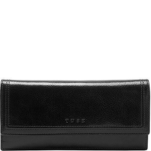 tusk-ltd-gusseted-clutch-wallet-black