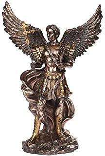 Amazon com: Greek Pheme Goddess Winged Fame Statue Honoring