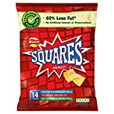 Walkers Squares - Variety (12x22g)