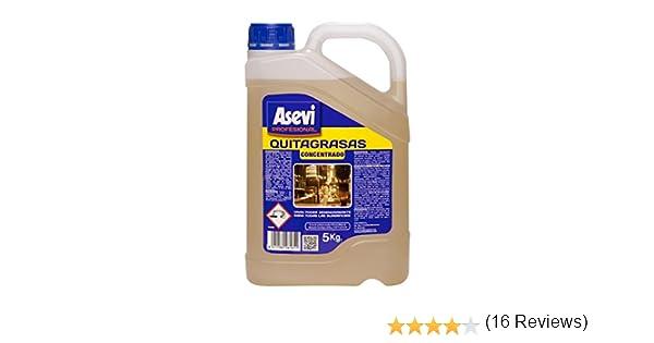 Asevi Profesional 26161 - Quitagrasas concentrado, 5 kg: Amazon.es: Industria, empresas y ciencia