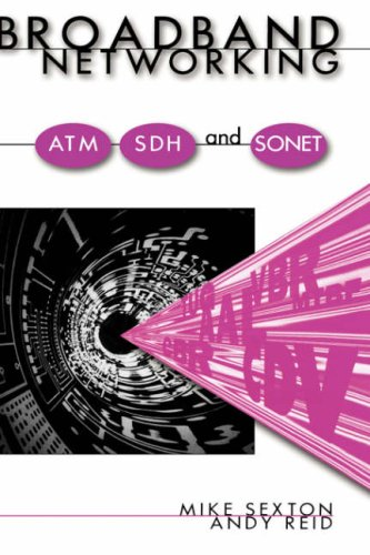 (Broadband Networking ATM, Adh and SONET (Artech House Telecommunications)