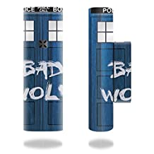 Skin Decal Wrap for Pax 2 Pax 3 by Ploom Vaporizer skins sticker vape Time Lord Box
