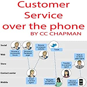 Customer Service over the Phone Audiobook
