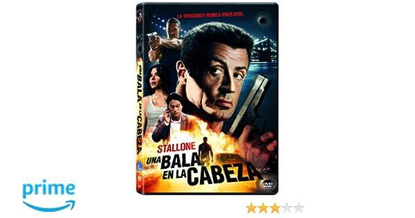 Una Bala En La Cabeza [DVD]: Amazon.es: Sylvester Stallone, Sung Kang, Sarah Shahi, Adewale Akinnuoye-Agbaje, Jason Momoa, Christian Slater, Walter Hill: ...