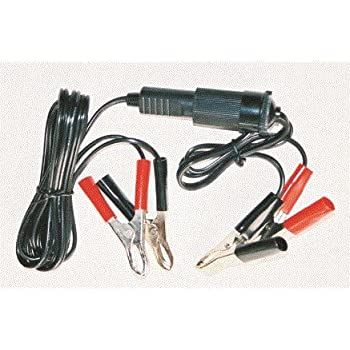 Amazon Com Upstart Motorcycle Battery Jumper Cables