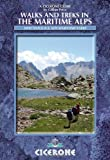 Walks and Treks in the Maritime Alps, Gillian Price, 1852845643
