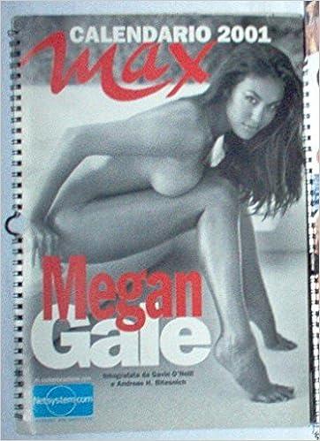 Calendario Max.Amazon It Calendario Max 2001 Meggan Gale Aa Vv Libri