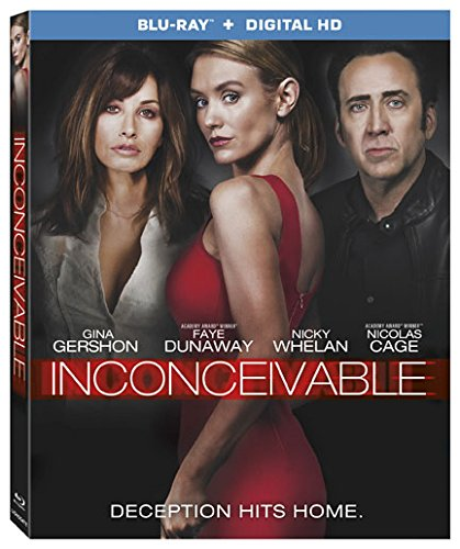 Inconceivable [Blu-ray]