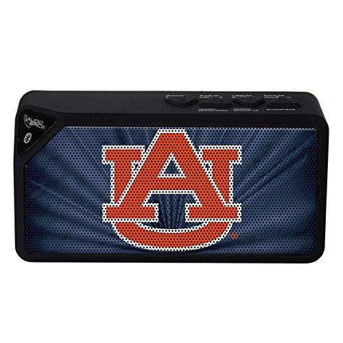 NCAA Auburn Tigers BX-100 Bluetooth Speaker, (Tigers Ncaa Logo Card)