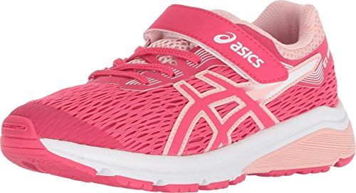 ASICS Kids Baby Girl's GT-1000 7 (Toddler/Little Kid) Pixel Pink/Frosted Rose 10 M US Toddler ()