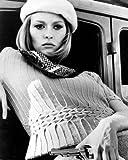 FAYE DUNAWAY #2 - Photo cinématographique en noir et blanc- STANDARD - 25x20cm