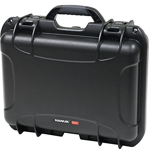 Nanuk 920 Waterproof Hard Case with Padded Dividers - Black by Nanuk