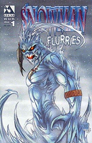Snowman: Flurries #1A VF/NM ; Avatar comic (1999 Snowman)