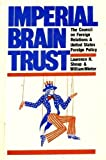 Imperial Brain Trust, Laurence H. Shoup and William Minter, 0853454361