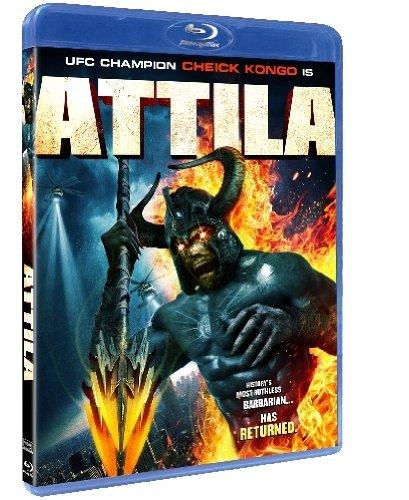 Blu-ray : Attila (Blu-ray)