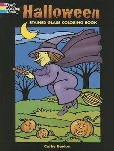 Halloween Stained Glass - 3