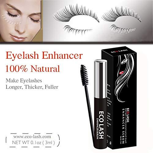 94028b9c8a2 Eco Lash Eyelash Growth Enhancer & B $33.37 $30.34. Category: Lash Enhancers  & Primers Brand: eco lash · Eyelash Growth Serum Glamor Lashes ...