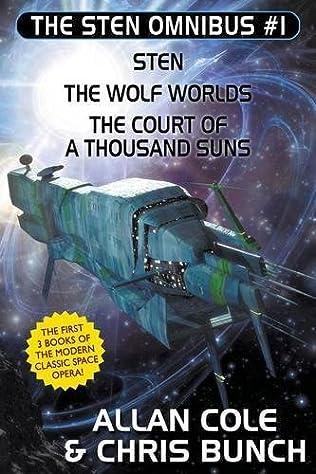 book cover of The Sten Omnibus #1