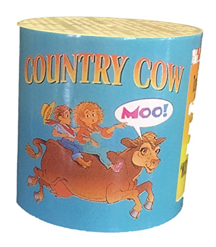 Country Moo Cow Can -