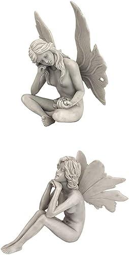 Design Toscano S/2 Secret Garden Fairies