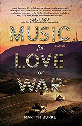 book cover of Music for Love Or War