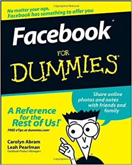 facebook for dummies download