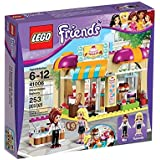 LEGO Friends - 41006 - Jeu de Construction - La Boulangerie de Heartlake City
