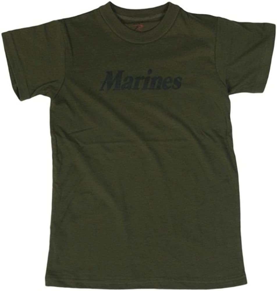 Rothco Marines at Kids T-Shirt