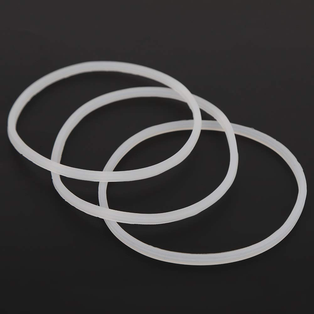 4Pcs replacement gaskets rubber seal ring for magic bullet flat cross blade Fk
