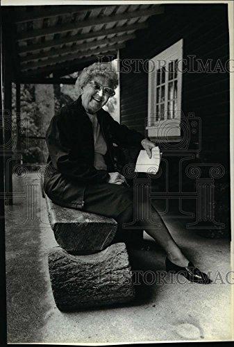 1979 Commentators Photo Vedna Jensen Salvation Army Camp Trestle Glen 50th Anniv.