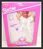 Barbie Doll Bridal Collection Fashions Wedding Gown Clothing Ensemble #68251-92