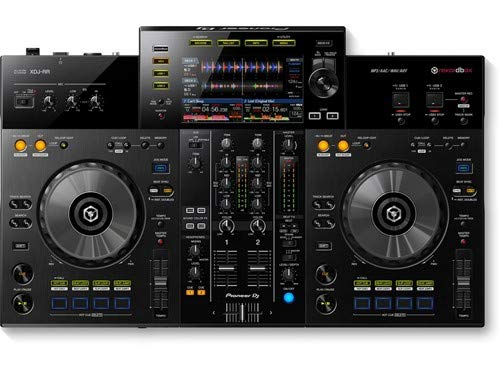 (Pioneer DJ XDJ-RR 2 DJ System - rekordbox)