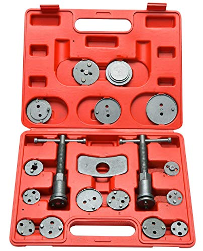 8MILELAKE 18pcs Disc Brake Caliper Wind Back Tool Kit