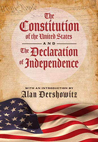 The Constitution of the United States and The Declaration of Independence by [Rothmiller, Mike ]