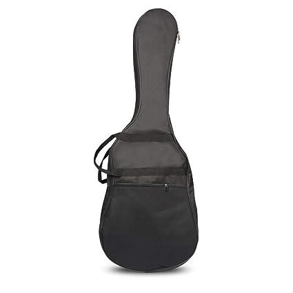 Funda de guitarra clásica Gig Bag Solo de vuelta a 5 mm Algodón ...