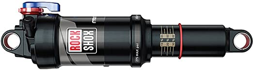 "RockShox Monarch RL Rear Shock 7.5/""x2.0/"" 190x51mm Tune Mid Reb//Mid Comp Black MM"