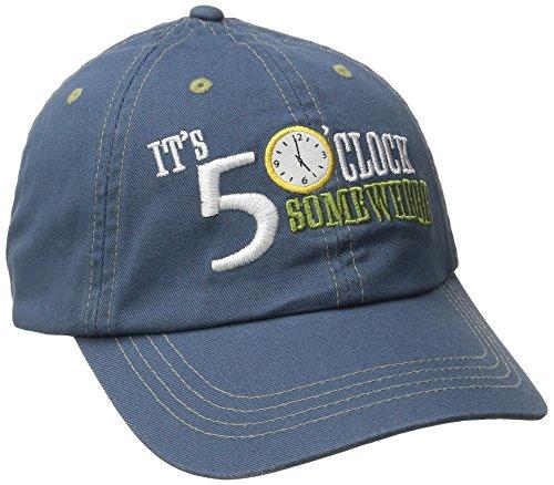 Margaritaville Men s Five O clock Logo Hat 02d4bf35018e
