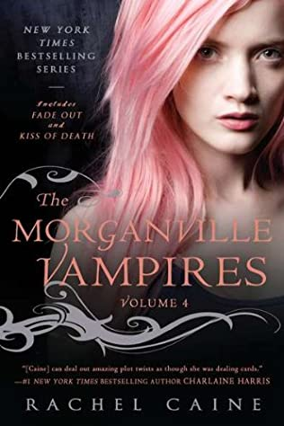 book cover of The Morganville Vampires, Volume 4