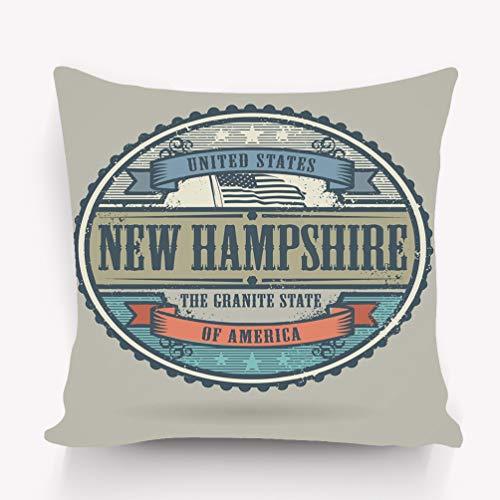 YILINGER Cotton Velvet Square Throw Pillow Case Decorative Cushion Cover Pillowcase for Sofa 18