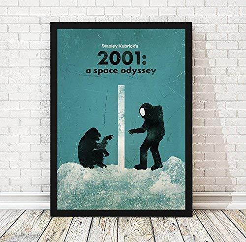 2001 A SPACE ODYSSEY Movie PHOTO Print POSTER Film Glossy Stanley Kubrick 004