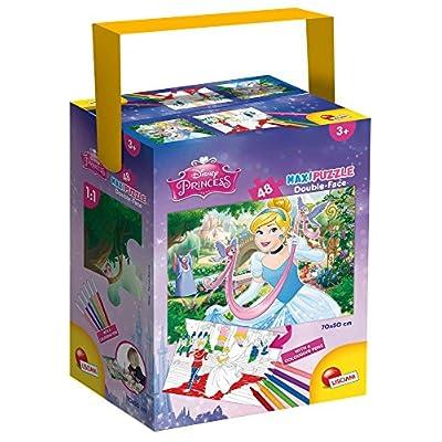 Lisciani Giochi 59034 Puzzle In A Tub Maxi 48 Cinderella