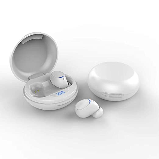 FANG Smartphone Auricular,Bluetooth Headset Smart Touch Mini On ...