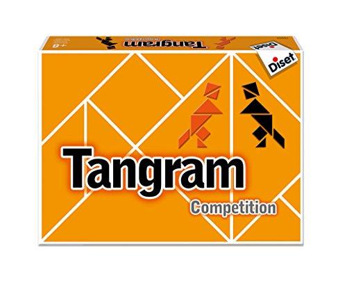 Goula - 76504 - Jeu Educatif et Scientifique - Tangram Compétition by Diset