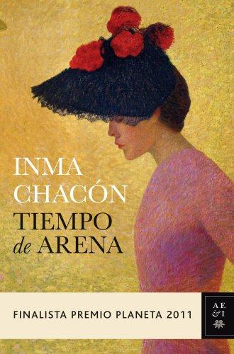 Tiempo de arena de Inma Chacón