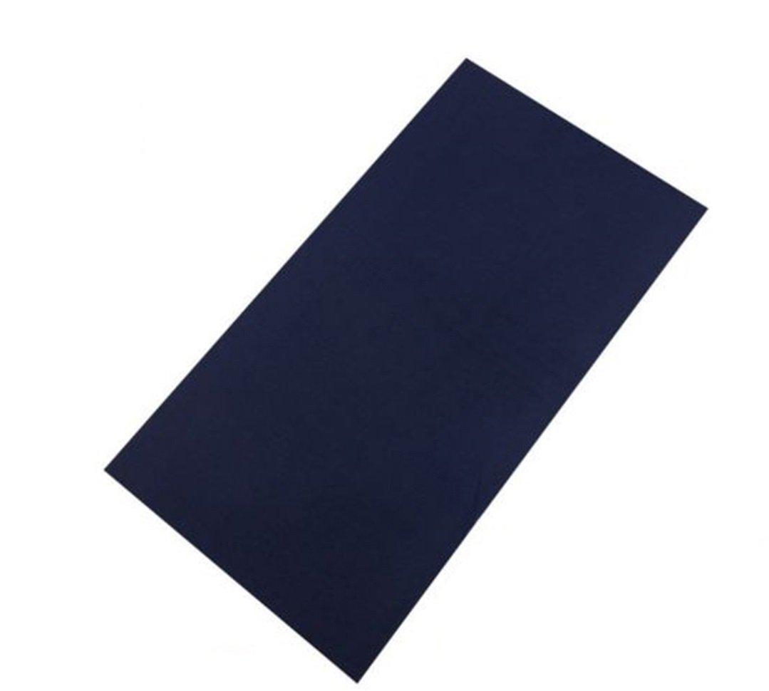 ILOVEDIY Multifunktionstuch, Kopftuch, Stirnband, Motorrad Halstuch, Bandana Viele Farben Bandana viele Farben (Blau) sx-12