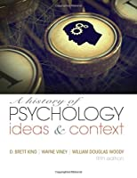 A History of Psychology: Ideas & Context, 5th Edition Front Cover