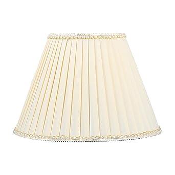 mesa lampara de Pantalla plisadaPara de Pantalla AR5jL4