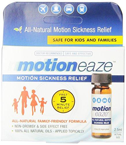 MotionEaze maladie secours, All-Natural topique liquide, 2,5 ml
